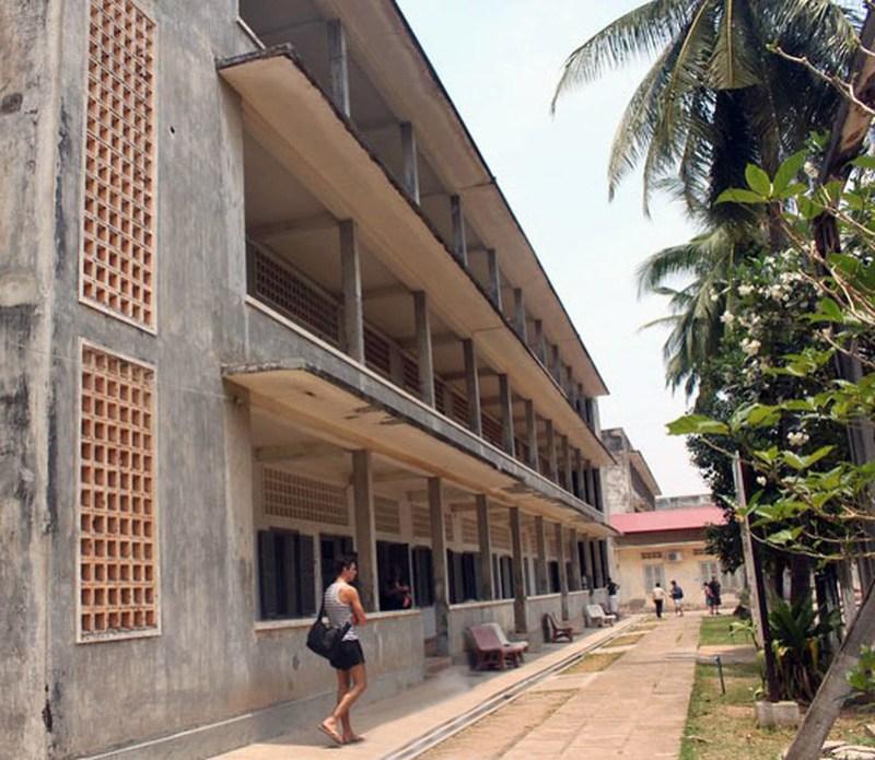 S21 fængslet i Cambodja
