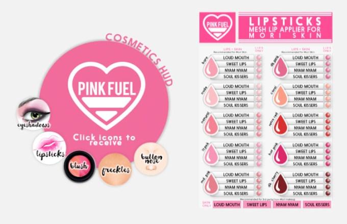 Pink Fuel
