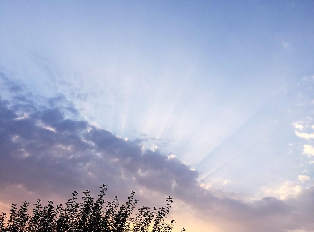 sunset september