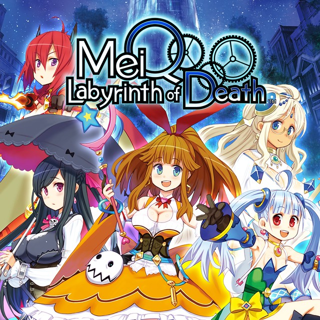 MeiQ Labyrinth of Death