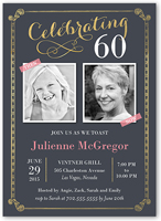 70th birthday invitations shutterfly