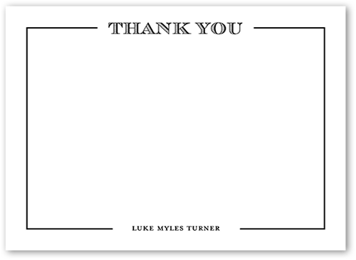thank you cards thank