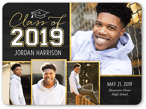 how to make graduation announcement