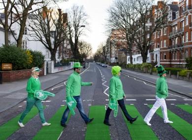 Image result for irish abroad