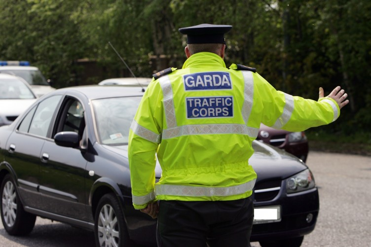 Image result for Gardai reveal the shocking speeding they uncovered on Slow Down Day