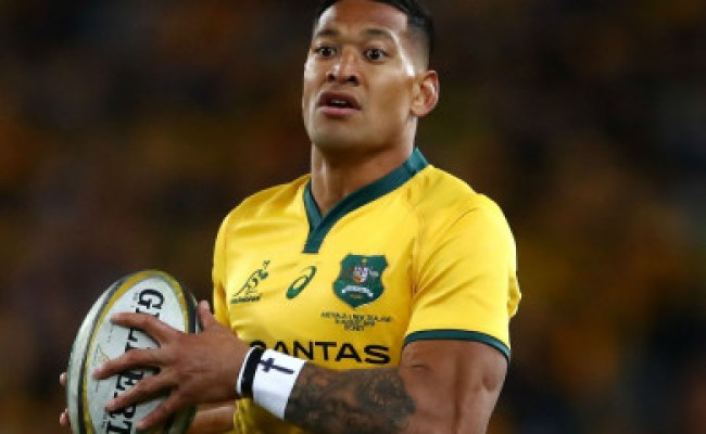 Folau Fights Rugby Australia Sacking Over Anti Gay