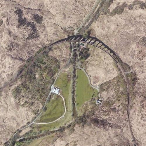 Glenfinnan Viaduct Harry Potter Bridge In Glenfinnan United Kingdom Google Maps