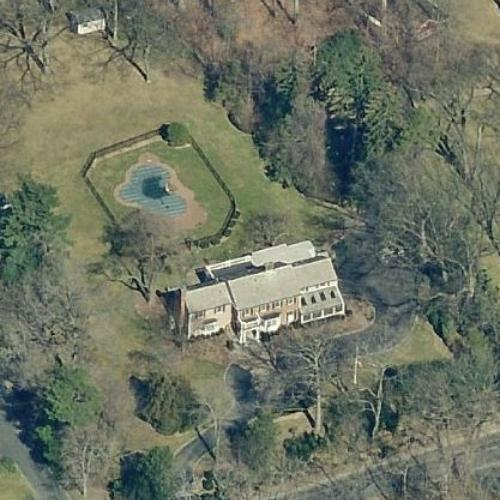 Mob Boss Frank Costellos House Former In Sands Point
