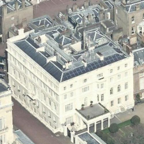 Residence of the Prince of Wales Clarence House in