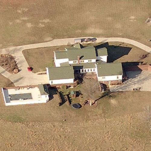 Hank Williams Jr39s House in Buchanan TN Google Maps