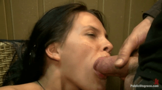 Girl Gets Fucked In The Ass While Dudes Drink Beer And Watch