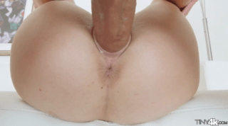 Lustful Blonde In A Sweet Action