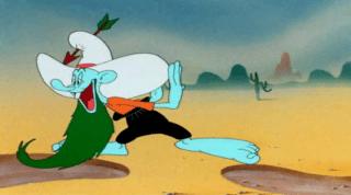 Merrie Melodies Episode Wagon Heels