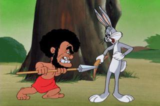 Looney Tunes Episode Bushy Hare