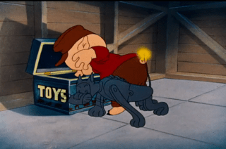Looney Tunes Episode Mouse Menace