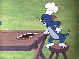 Tom And Jerry Episode High Steaks