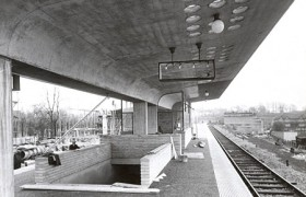 Loughton Station Essex  The Twentieth Century Society