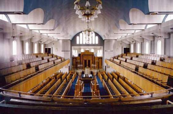 Greenbank Drive Synagogue Liverpool  The Twentieth