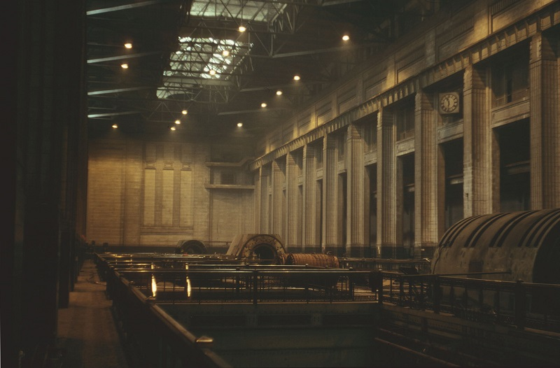 1933 Battersea Power Station London  The Twentieth Century Society