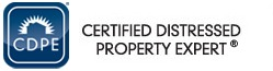 Jeff Nauman is a Certified Distressed Property Expert!