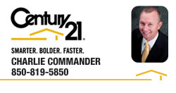 Charlie Commander, Panama City, Florida REALTOR