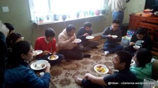 Pasukan pelahap masakan.