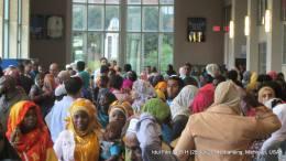 Suasana keramaian dalam keberagaman : )