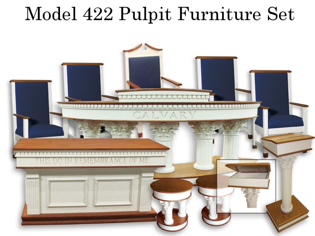 Called2Blessing Church Furniture  Your Church Is Our