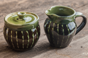 Polly Wellford pottery