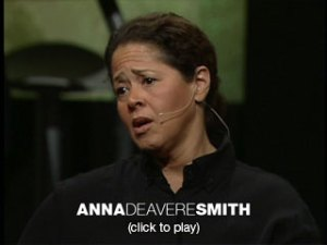 Anna Deavere Smith TED talk