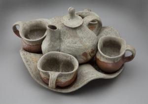 Tea Set by Michael Imes