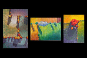 Three Paintings of Sy Ellens
