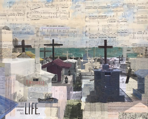 In Honour of Life Collage by Denise LeClaire
