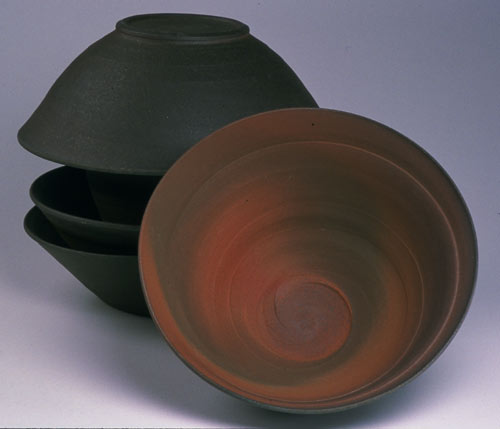 Malcolm wright set of bowls