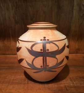 Robin Hopper jar