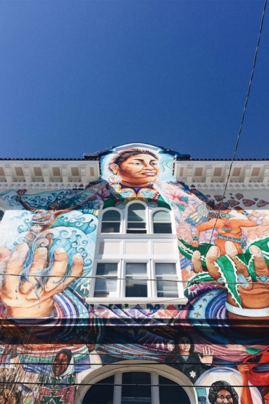 The Women's Building in San Francisco