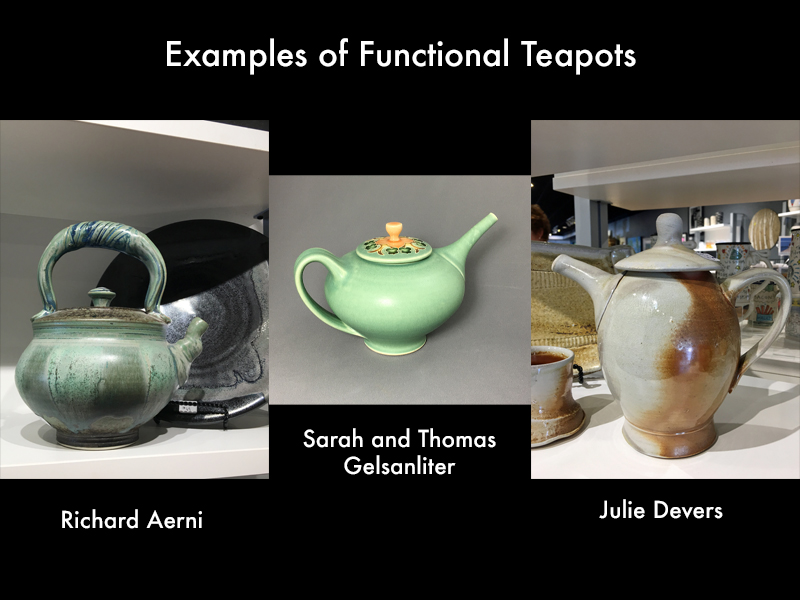 functional teapots