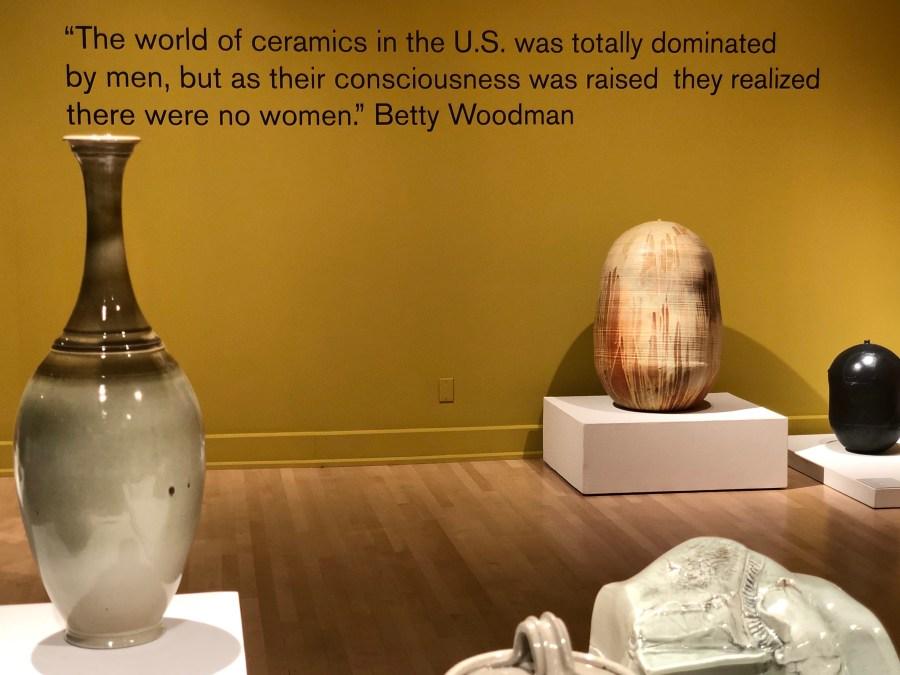 Clayblazers: Women Artists