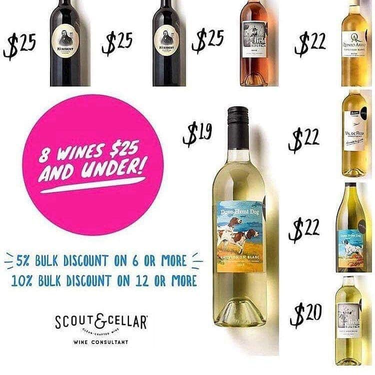 wine available under $30