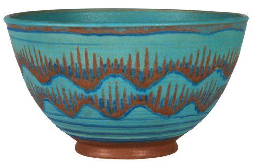 Bowl by Maija Grotell