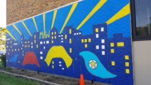 Mural by Christi Dreese