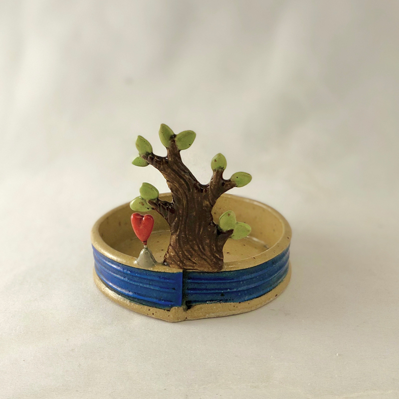 back of tree tray by Cory