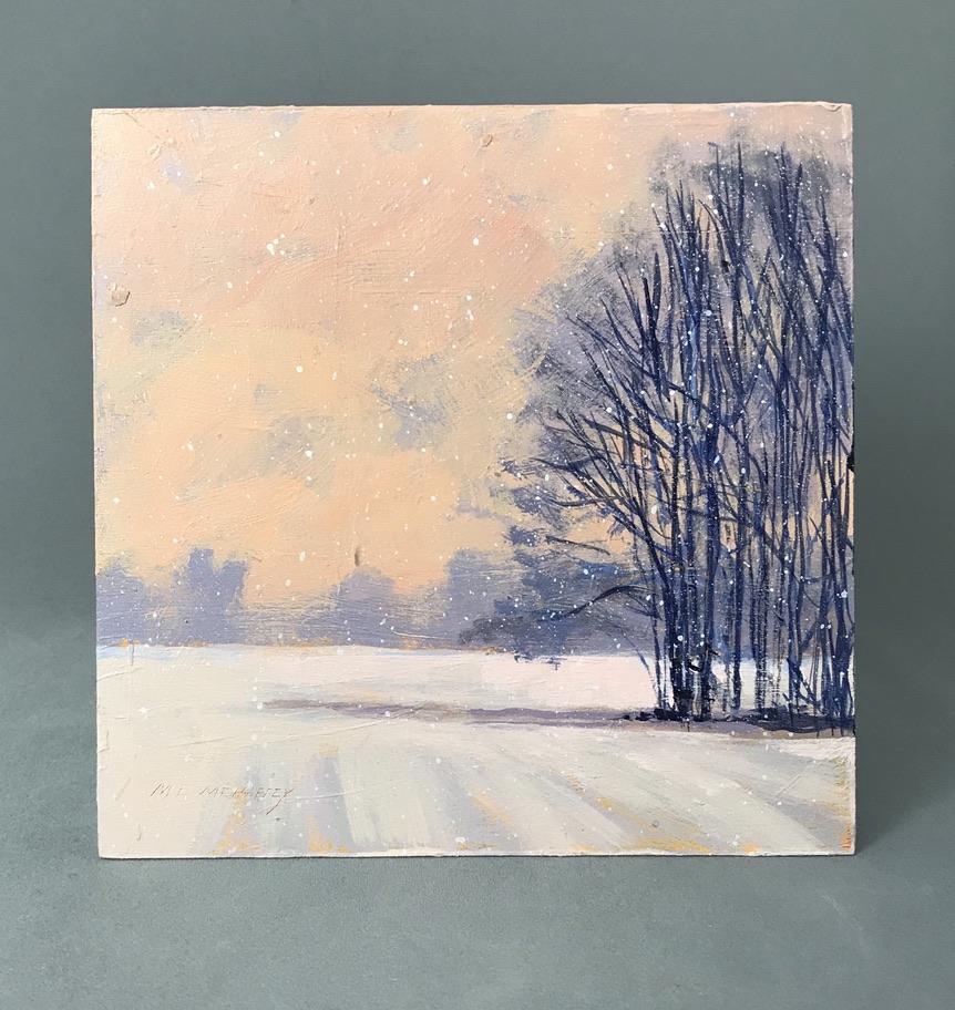 winter by mark e mehaffey