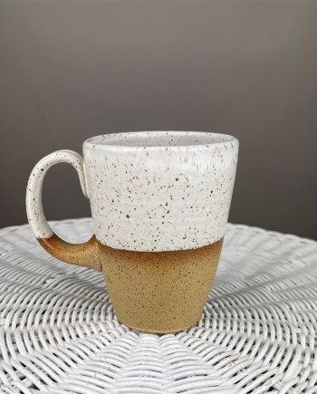 schyler binkley mug white tall