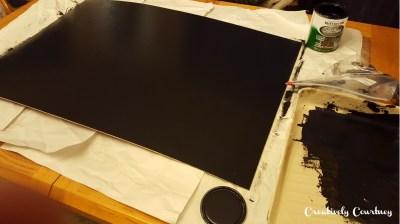 DIY Chalkboard 4