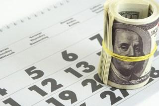 calendar-money