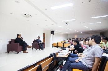 Design It Yourself talk in Ciputra University, 2013