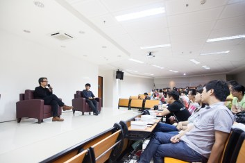 Design It Yourself talk in Ciputra University, 2013