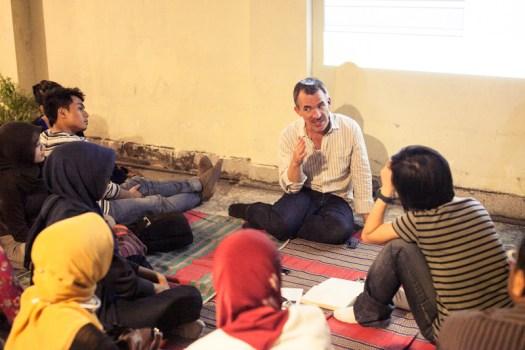 Public talk with Prof. Tom Boellstorff, 2013