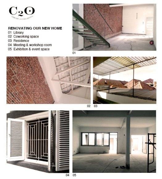 C2O-WeAreRenovating